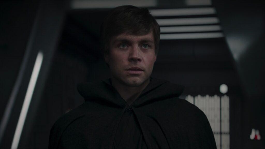 """The Mandalorian"" Luke Skywalker"