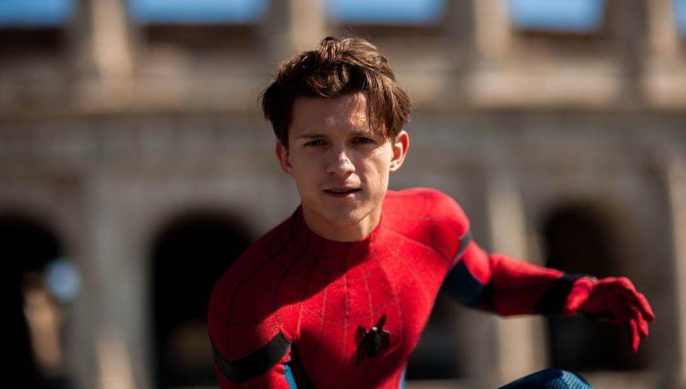 Tom Holland Spider-Man: No Way Home tráiler adelanto