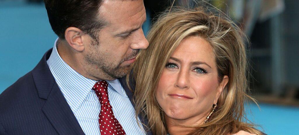 Jennifer Aniston jason sudeikis