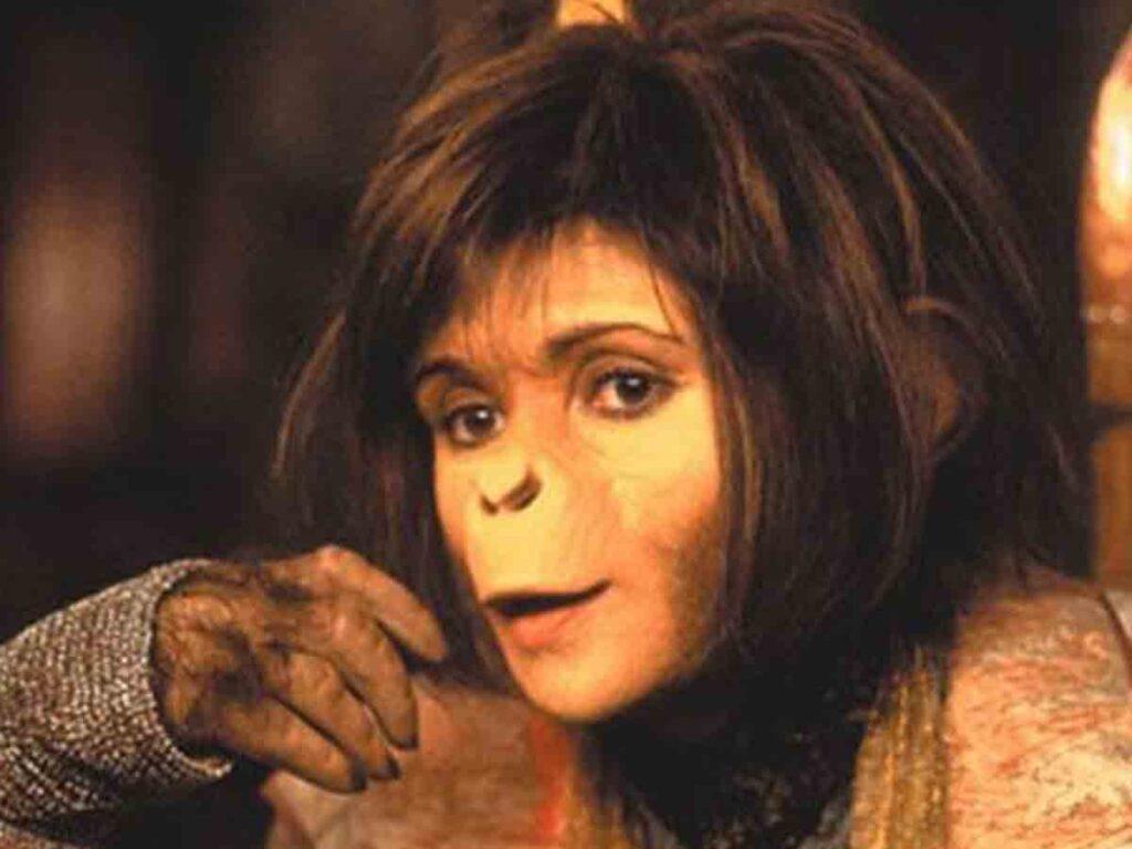 Tim Burton el planeta de los simios