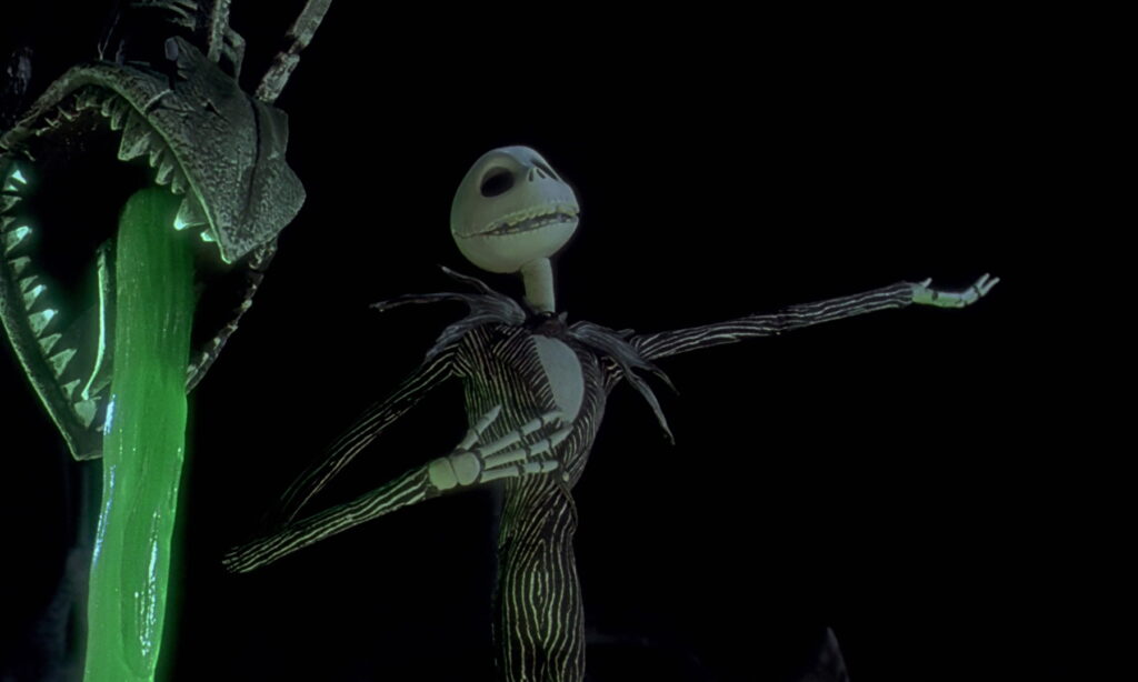 Tim Burton jack skellington