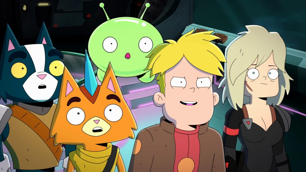 Final Space: Temporada 3 argentina estreno netflix