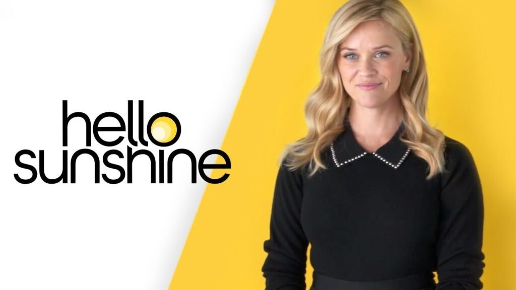 Reese Witherspoon hello sunshine