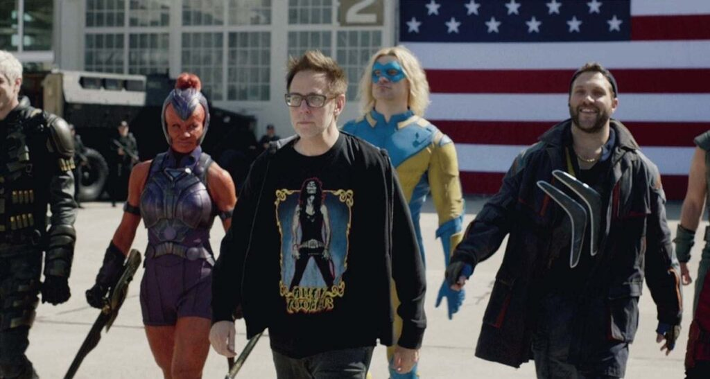 """""""The Suicide Squad"""" James Gunn"""