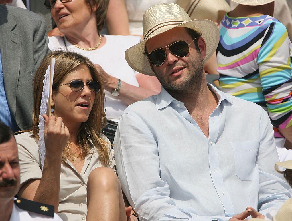 Jennifer Aniston vince vaughn
