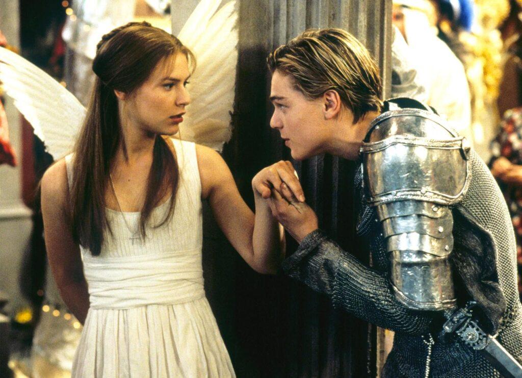 Claire Danes Leonardo DiCaprio no se soportan