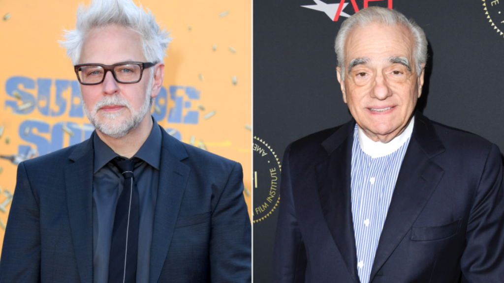 James Gunn Martin Scorsese The Suicide Squad Superhéroes