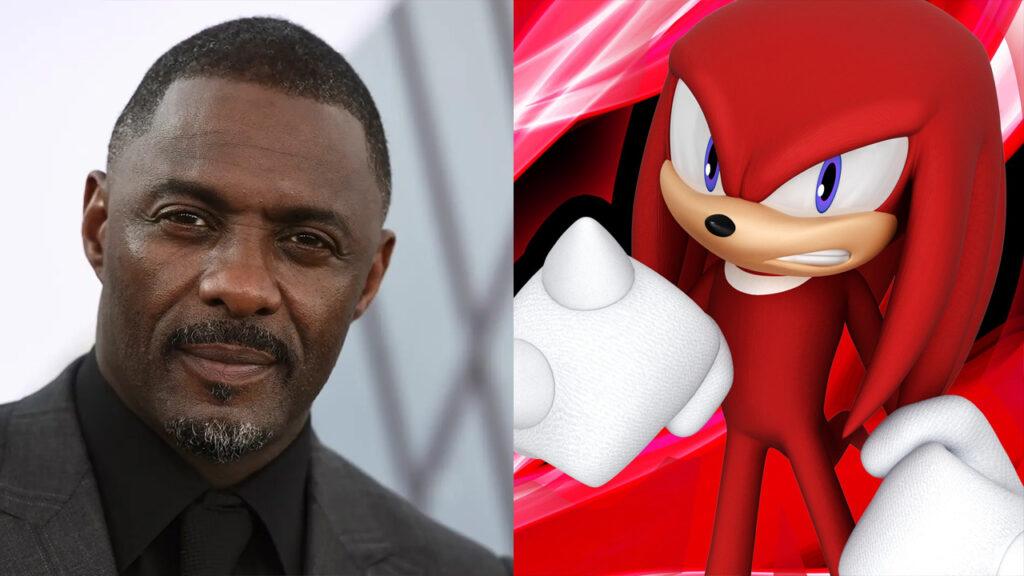Knuckles  Idris Elba Sonic 2 secuela