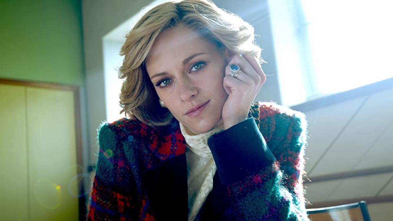 Kristen Stewart Spencer Lady Di Diana