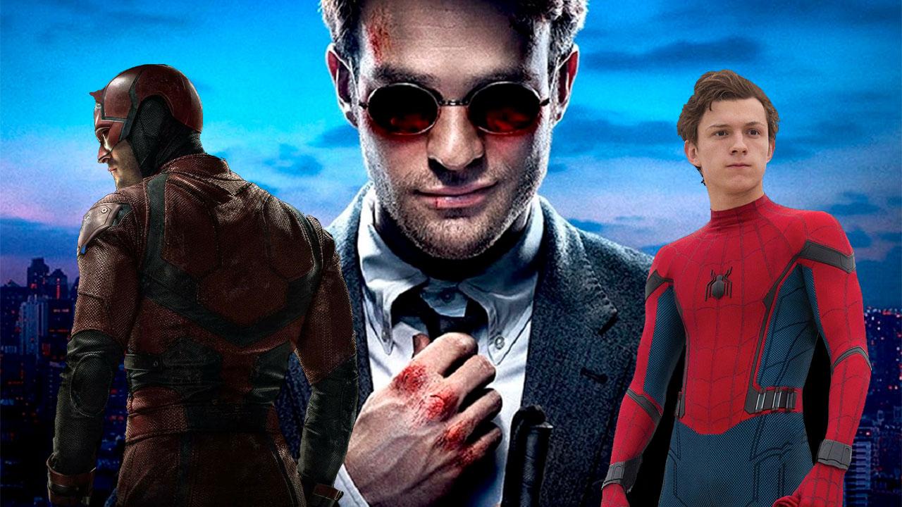 Charlie Cox Spider-Man: No Way Home tom holland daredevill