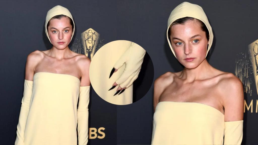 Premios Emmy 2021 emma corrin