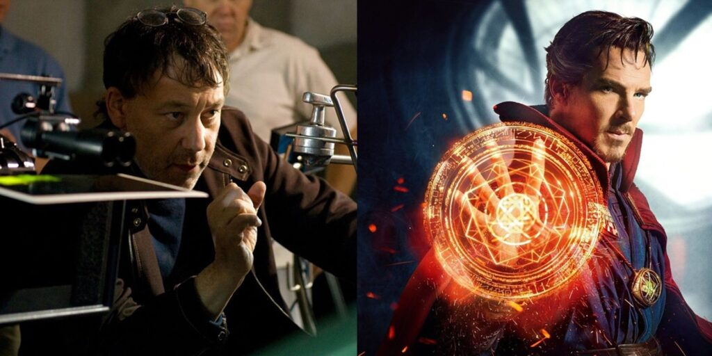 doctor strange and the multiverse of madness sam raimi regreso