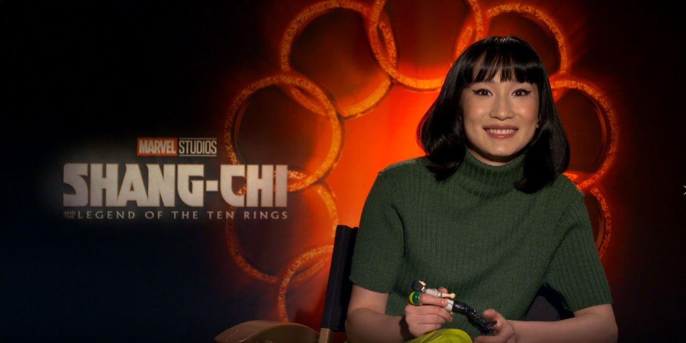 Shang-Chi Meng'er Zhang Marvel casamiento