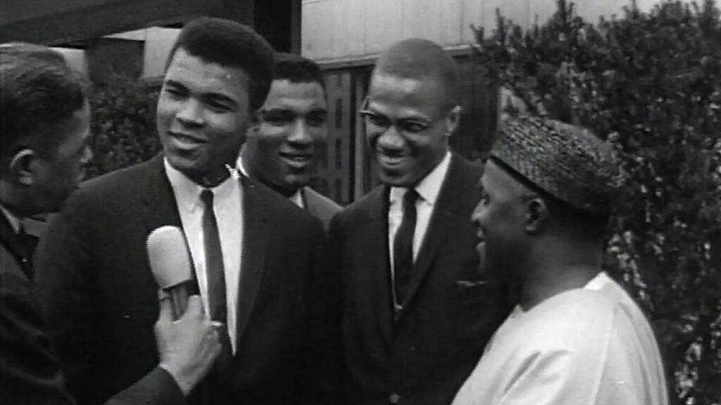 Netlfix estreno Hermanos de sangre: Malcolm X y Muhammad Ali