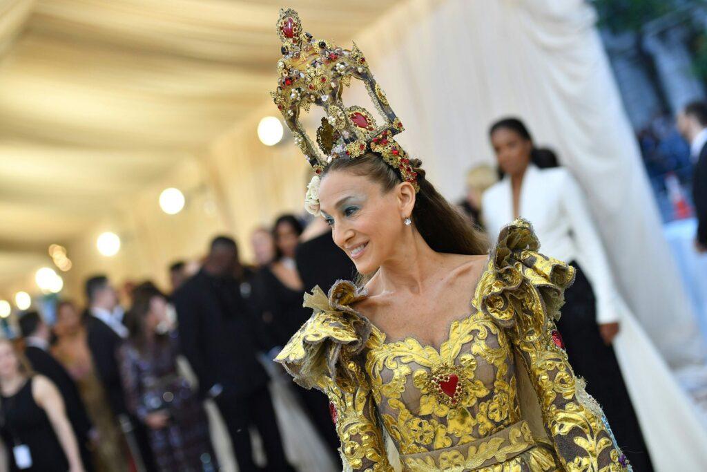 sarah jessica parker met gala 2018