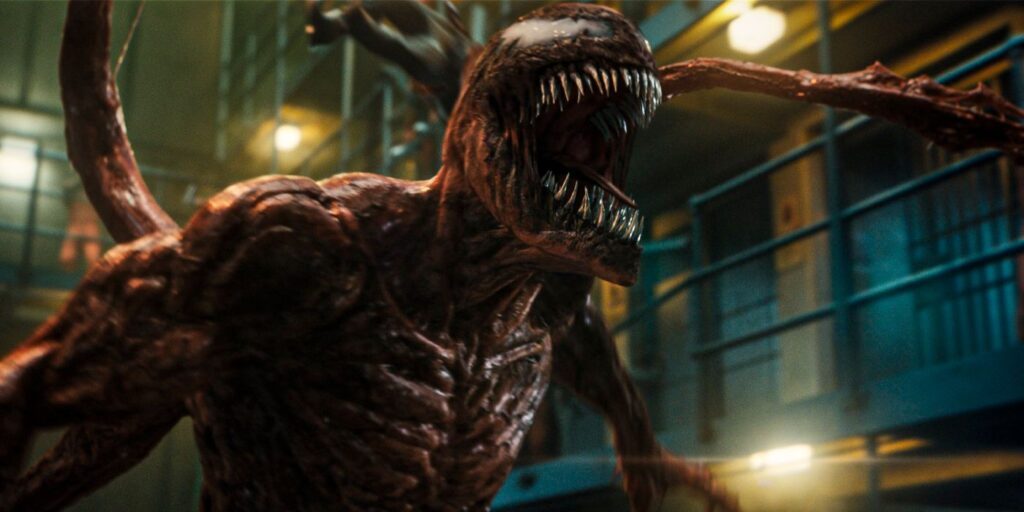 venom let there be carnage primeras criticas