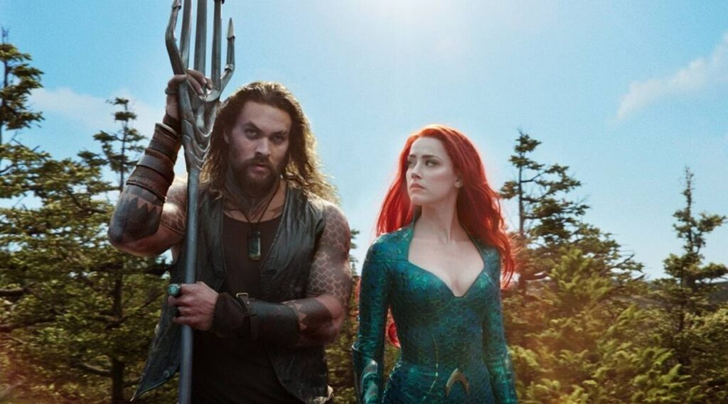 Jason Momoa Aquaman and the Lost Kingdom new suite traje nuevo
