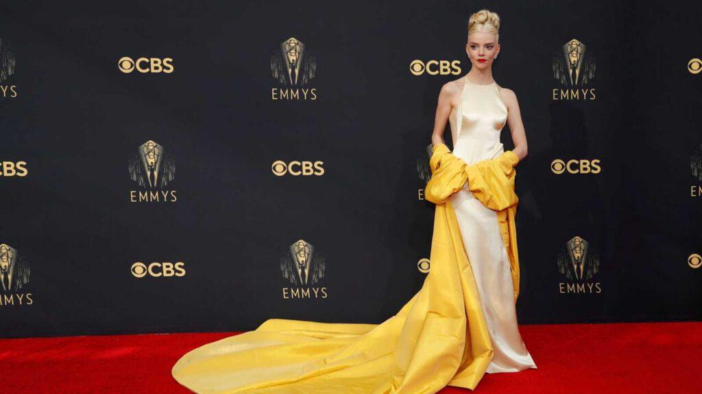 Premios Emmy 2021 anya taylor-joy