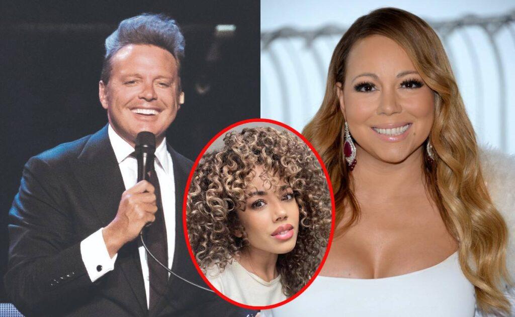"Mariah Carey Luis Miguel ""Luis Miguel, la serie"" Jade Ewen"