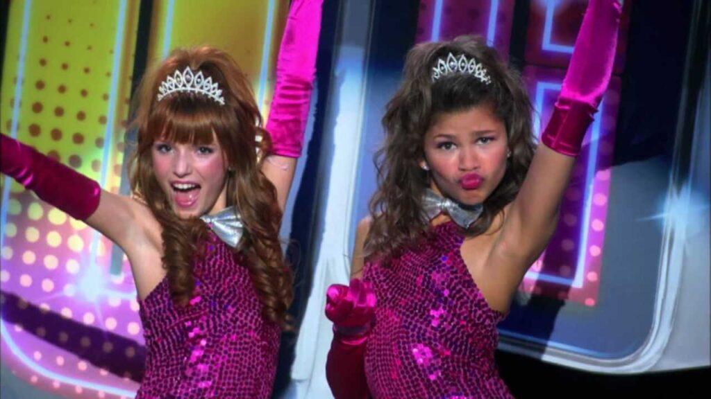 Zendaya Bella Thorne Shake it up!
