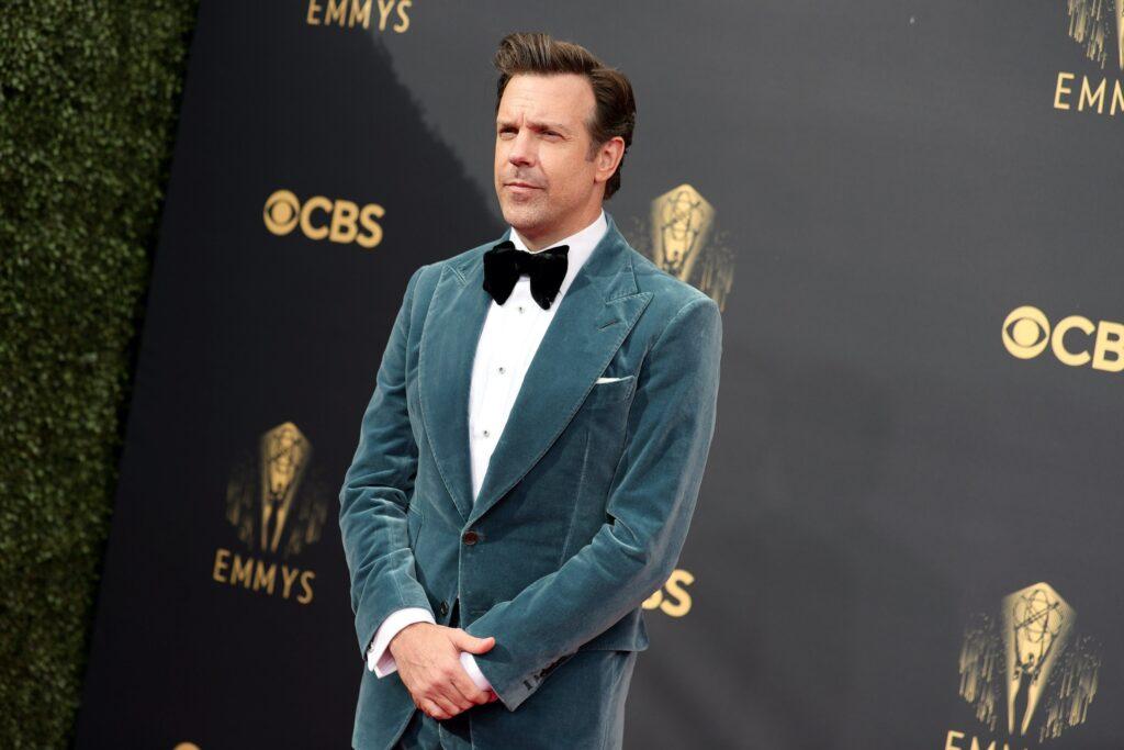 Premios Emmy 2021 jason sudeikis