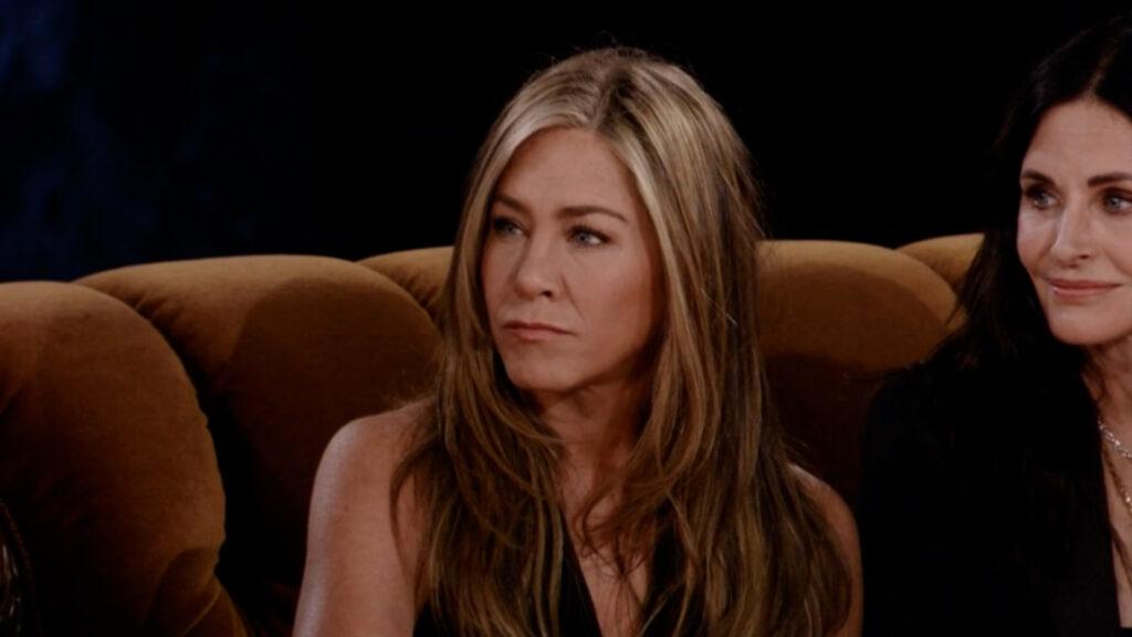 "Jennifer Aniston ""Friends the reunion"""