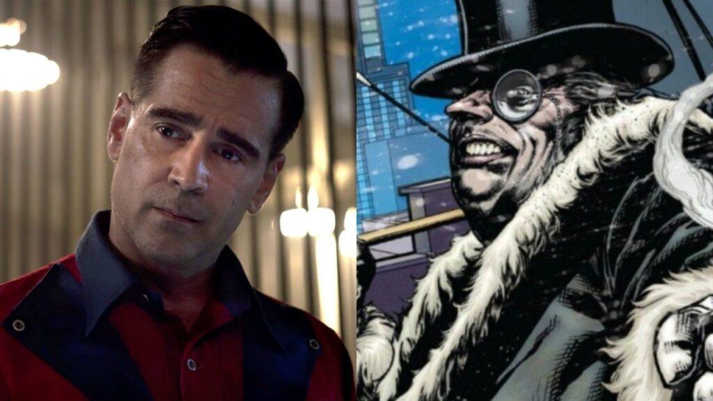 The Batman El Pingüino Colin Farrell serie Warner Bros.