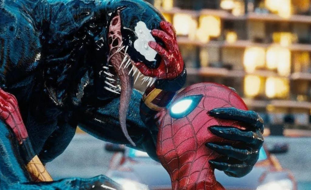 Tom Hardy Venom-Verse Spider-Verse UCM Tom Holland