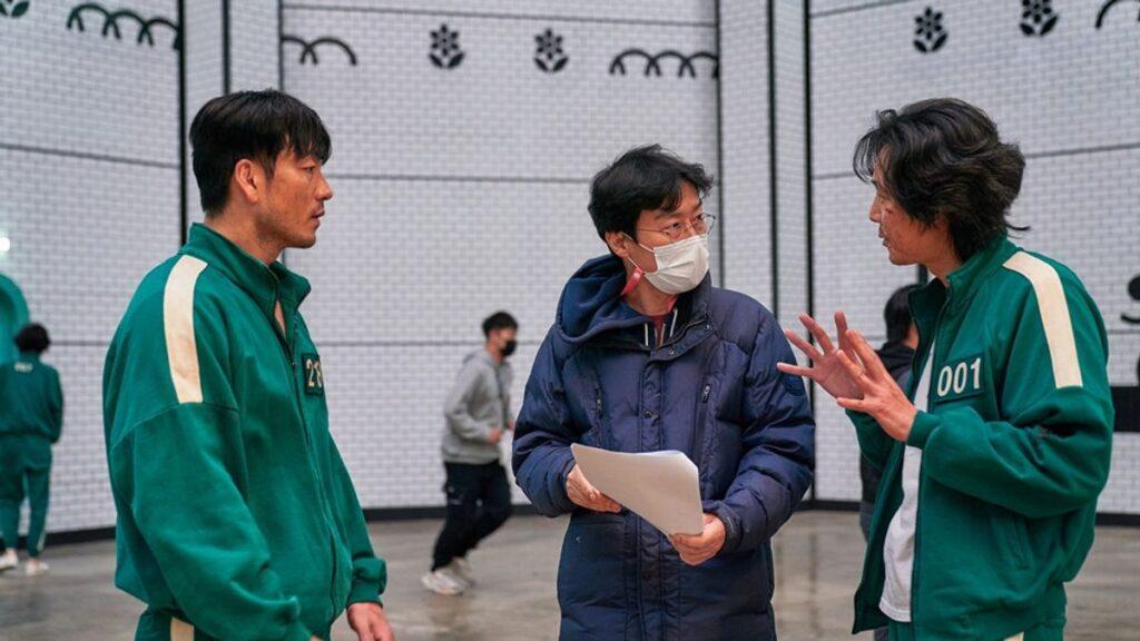 El Juego del Calamar Netflix Historia Hwang Dong-hyuk