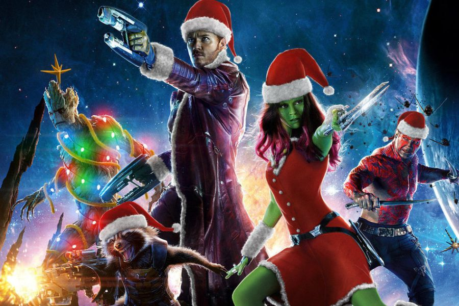 guardianes de la galaxia holiday special