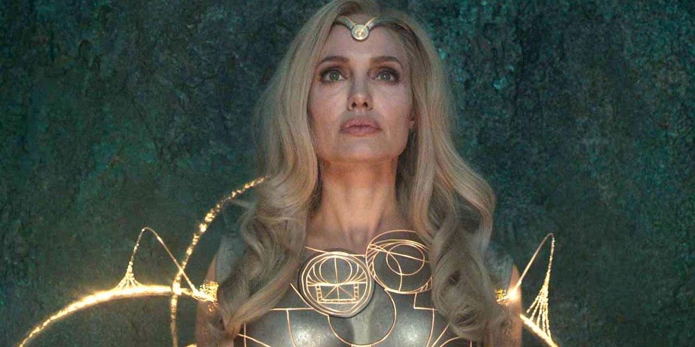Angelina Jolie Eternals Marvel UCM