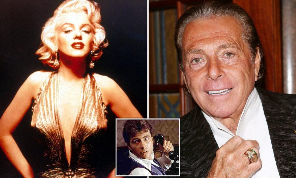 Marilyn Monroe Gianni Russo